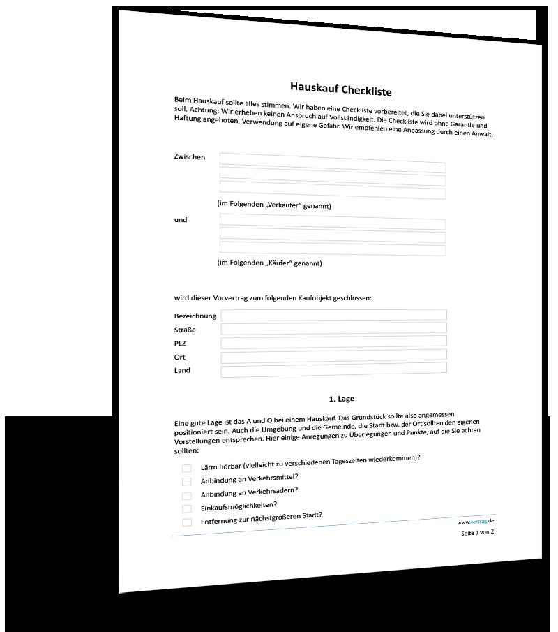 Reservierungsvereinbarung Immobilien Muster 15